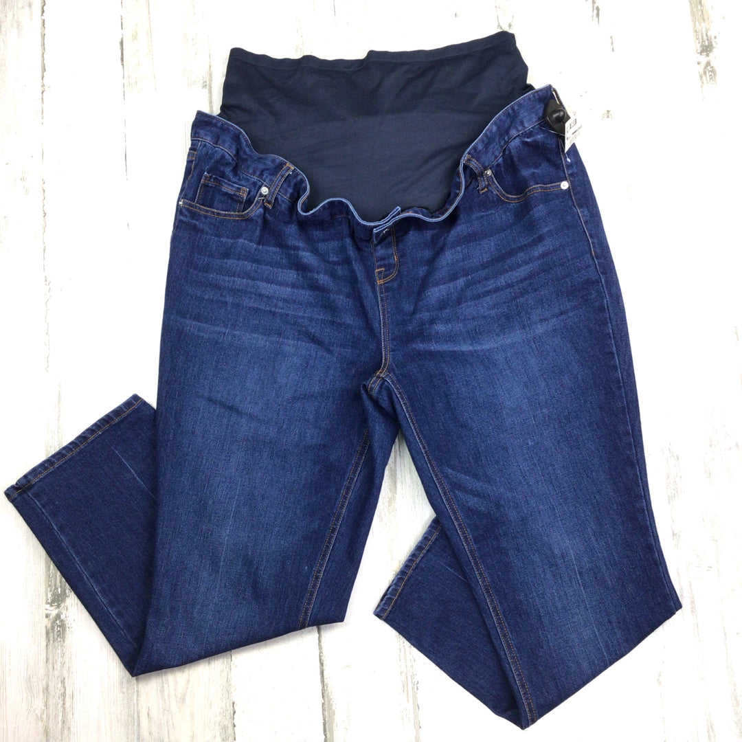 Primary Photo - BRAND: OLD NAVY <BR>STYLE: MATERNITY JEANS <BR>COLOR: DENIM <BR>SIZE: 1X <BR>SKU: 258-25885-32887