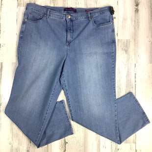 Primary Photo - BRAND: GLORIA VANDERBILT STYLE: JEANS COLOR: DENIM SIZE: 20 SKU: 258-258111-5752