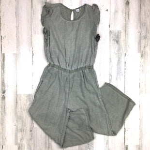 Primary Photo - BRAND: OLD NAVY STYLE: DRESS LONG SLEEVELESS COLOR: OLIVE SIZE: XS OTHER INFO: JUMPSUIT W POCKETSSKU: 258-25873-37335