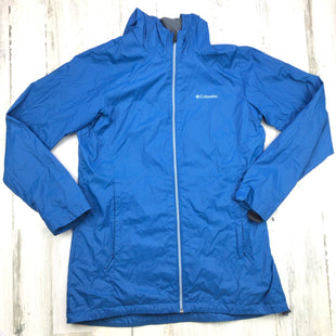 Primary Photo - BRAND: COLUMBIA STYLE: JACKET OUTDOOR COLOR: BLUE SIZE: L SKU: 258-258113-11179