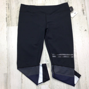 Primary Photo - BRAND:    LILYBODSTYLE: ATHLETIC CAPRIS COLOR: BLACK SIZE: L OTHER INFO: LILYBOD COLOR BLOCK SKU: 258-25873-36041