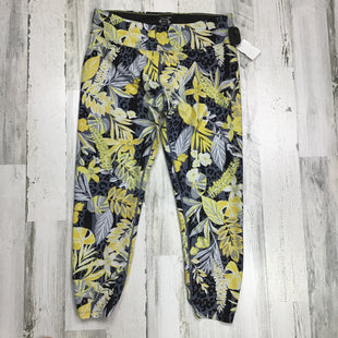 Primary Photo - BRAND: CALVIN KLEIN PERFORMANCE STYLE: ATHLETIC CAPRIS COLOR: YELLOW SIZE: XL SKU: 258-25885-32116