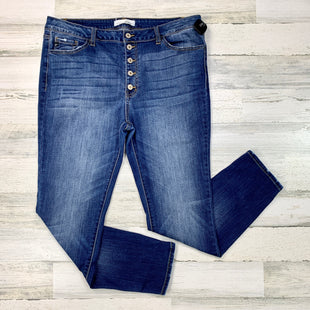 Primary Photo - BRAND: KANCAN STYLE: JEANS COLOR: DENIM SIZE: 22 SKU: 258-258111-4760