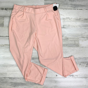 Primary Photo - BRAND: TORRID STYLE: PANTS COLOR: LIGHT PINK SIZE: 16 SKU: 258-25871-11581