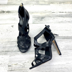 Primary Photo - BRAND:  KATE SPADE SATURDAYSTYLE: SHOES HIGH HEEL COLOR: BLACK SIZE: 6 OTHER INFO: KATE SPADE SATURDAY STRAPPY SKU: 258-25877-16567