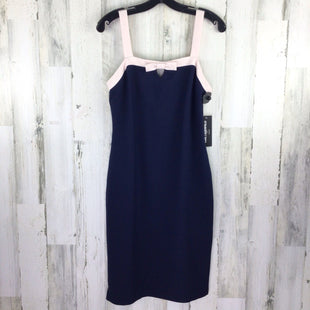 Primary Photo - BRAND: KARL LAGERFELD STYLE: DRESS SHORT SLEEVELESS COLOR: NAVY SIZE: S OTHER INFO: NEW! SKU: 258-25885-31938