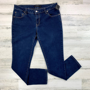 Primary Photo - BRAND: MAX JEANS STYLE: JEANS COLOR: DENIM BLUE SIZE: 12 OTHER INFO: DARK SKINNY SKU: 258-25871-8174