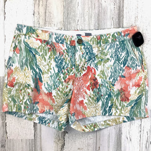 Primary Photo - BRAND: OLD NAVY STYLE: SHORTS COLOR: GREEN SIZE: 6 OTHER INFO: SEA WEED FLORAL SKU: 258-25898-10513