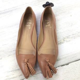 Primary Photo - BRAND: BANANA REPUBLIC STYLE: SHOES FLATS COLOR: PEACH SIZE: 8 SKU: 258-25885-32060
