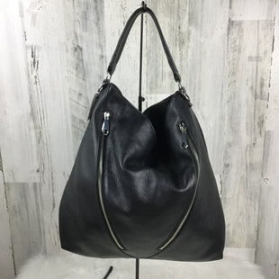 Primary Photo - BRAND: REBECCA MINKOFF STYLE: HANDBAG DESIGNER COLOR: BLACK SIZE: LARGE OTHER INFO: TWO BACK ZIPPERS SKU: 258-25885-31913