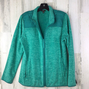Primary Photo - BRAND: TALBOTS STYLE: JACKET OUTDOOR COLOR: GREEN SIZE: M SKU: 258-258113-10953