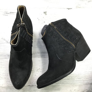 Primary Photo - BRAND:    CLOTHES MENTOR STYLE: BOOTS ANKLE COLOR: BLACK SIZE: 8 SKU: 258-258113-10278