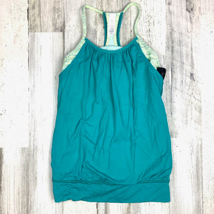 Primary Photo - BRAND:  IVIVVASTYLE: ATHLETIC TANK TOP COLOR: TEAL SIZE: XS OTHER INFO: IVIVVA/ LULULEMON SKU: 258-25877-21087