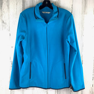 Primary Photo - BRAND: OLD NAVY O STYLE: JACKET OUTDOOR COLOR: BLUE SIZE: L SKU: 258-25871-12590