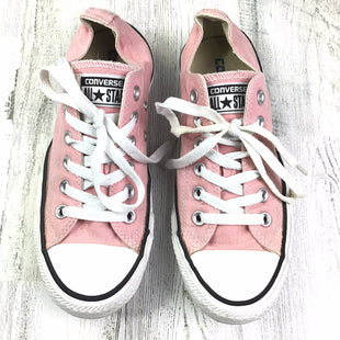 Primary Photo - BRAND: CONVERSE STYLE: SHOES FLATS COLOR: PINK SIZE: 7 SKU: 258-258113-4051