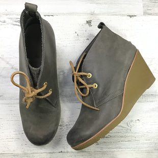 Primary Photo - BRAND: SPERRY STYLE: BOOTS ANKLE COLOR: GREY SIZE: 7.5 OTHER INFO: WEDGE HEEL SKU: 258-258111-8724
