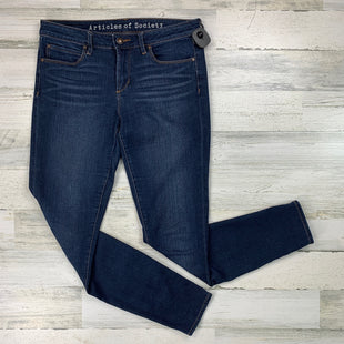Primary Photo - BRAND: ARTICLES OF SOCIETY STYLE: JEANS COLOR: DENIM SIZE: 8 SKU: 258-25877-20128
