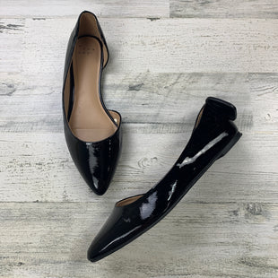 Primary Photo - BRAND: A NEW DAY STYLE: SHOES FLATS COLOR: BLACK SIZE: 8 OTHER INFO: PATENT DORSAY SKU: 258-25811-12869