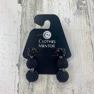 Primary Photo - BRAND:    CLOTHES MENTOR STYLE: EARRINGS COLOR: BLACK OTHER INFO: 7 SKU: 258-25840-16330