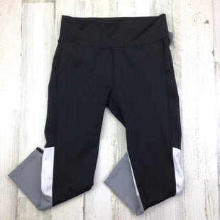 Primary Photo - BRAND:    BSPSTYLE: ATHLETIC CAPRIS COLOR: BLACK SIZE: L OTHER INFO: BSP SKU: 258-25873-37271
