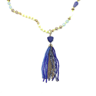 Primary Photo - BRAND: STELLA AND DOT STYLE: NECKLACE COLOR: BLUE GREEN OTHER INFO: A2 SKU: 258-25873-38498