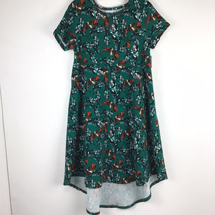 Primary Photo - BRAND: LULAROE STYLE: DRESS SHORT SHORT SLEEVE COLOR: GREEN SIZE: XXS OTHER INFO: NWT! SKU: 258-25871-9978