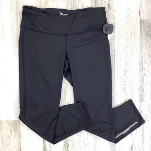 Primary Photo - BRAND: OLD NAVY STYLE: ATHLETIC CAPRIS COLOR: BLACK SIZE: M SKU: 258-25873-38840