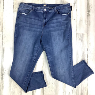 Primary Photo - BRAND: REBA STYLE: JEANS COLOR: DENIM SIZE: 22 OTHER INFO: SKINNY SKU: 258-25877-16819