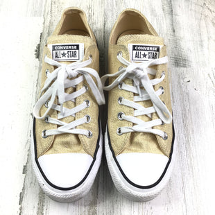 Primary Photo - BRAND: CONVERSE STYLE: SHOES FLATS COLOR: GOLD SIZE: 8.5 SKU: 258-258113-6546