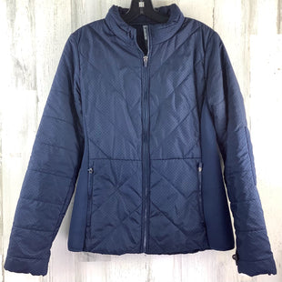 Primary Photo - BRAND: FABLETICS STYLE: ATHLETIC JACKET COLOR: NAVY SIZE: L SKU: 258-25885-33623