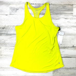 Primary Photo - BRAND: LAYER 8 STYLE: ATHLETIC TANK TOP COLOR: GREEN SIZE: M OTHER INFO: NWT! SKU: 258-25877-20948