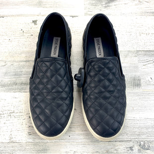Primary Photo - BRAND: STEVE MADDEN STYLE: SHOES FLATS COLOR: BLACK SIZE: 9 OTHER INFO: QUILTED STITCHING SKU: 258-258111-8001