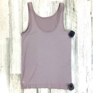 Primary Photo - BRAND: LULULEMON STYLE: ATHLETIC TANK TOP COLOR: LAVENDER SIZE: 10 SKU: 258-25873-37689