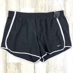 Primary Photo - BRAND: NIKE APPAREL STYLE: ATHLETIC SHORTS COLOR: BLACK SIZE: L SKU: 258-25873-38521