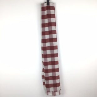Primary Photo - BRAND: GAP O STYLE: SCARF COLOR: RED OTHER INFO: CHECKERED SKU: 258-25885-26825