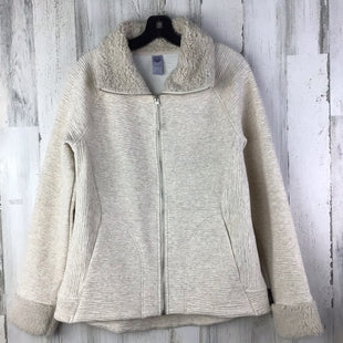Primary Photo - BRAND:    TE VERDESTYLE: JACKET OUTDOOR COLOR: CREAM SIZE: M OTHER INFO: TE VERDE SKU: 258-258111-10422