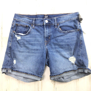 Primary Photo - BRAND: GAP STYLE: SHORTS COLOR: DENIM SIZE: 6 SKU: 258-25885-33335