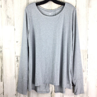 Primary Photo - BRAND: GAPFIT STYLE: ATHLETIC TOP COLOR: GREY SIZE: L SKU: 258-25885-33164