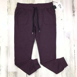 Primary Photo - BRAND:    CLOTHES MENTOR STYLE: ATHLETIC PANTS COLOR: PLUM SIZE: L OTHER INFO: NWT! ZYIA ACTIVE SKU: 258-25871-11939