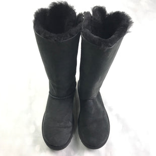 Primary Photo - BRAND: UGG STYLE: BOOTS KNEE COLOR: BLACK SIZE: 7 OTHER INFO: LACED UP BACK SKU: 258-25871-11963