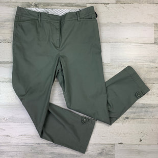 Primary Photo - BRAND: TALBOTS STYLE: PANTS COLOR: OLIVE SIZE: 6 OTHER INFO: CROP SKU: 258-25898-10110