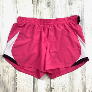 Primary Photo - BRAND: NIKE APPAREL STYLE: ATHLETIC SHORTS COLOR: PINK SIZE: M SKU: 258-25871-12525