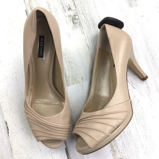 Primary Photo - BRAND: ALEX MARIE STYLE: SHOES HIGH HEEL COLOR: NUDE SIZE: 7.5 OTHER INFO: PEEP TOE SKU: 258-25811-12450
