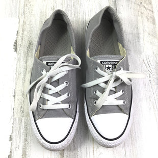 Primary Photo - BRAND: CONVERSE STYLE: SHOES FLATS COLOR: GREY SIZE: 9 SKU: 258-258120-751