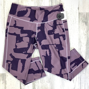 Primary Photo - BRAND: NIKE APPAREL STYLE: ATHLETIC CAPRIS COLOR: PURPLE SIZE: M SKU: 258-258113-12370
