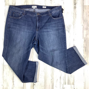 Primary Photo - BRAND:    CODE BLEUSTYLE: CAPRIS COLOR: DENIM SIZE: 20 OTHER INFO: CODE BLEU SKU: 258-25877-18111