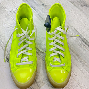 Primary Photo - BRAND: CONVERSE STYLE: SHOES FLATS COLOR: NEON SIZE: 7.5 SKU: 258-25885-33976