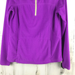 Primary Photo - BRAND: TEK GEAR STYLE: ATHLETIC TOP COLOR: PURPLE SIZE: M OTHER INFO: HALF ZIP PULLOVER SKU: 258-25898-12632