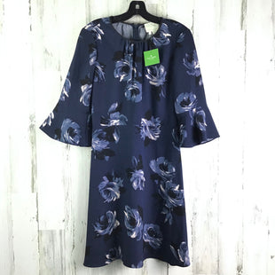 Primary Photo - BRAND: KATE SPADE STYLE: DRESS SHORT LONG SLEEVE COLOR: NAVY SIZE: S OTHER INFO: NWT RT $259.99 SKU: 258-258111-7016