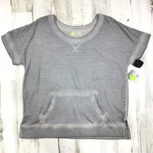 Primary Photo - BRAND: XERSION STYLE: ATHLETIC TOP SHORT SLEEVE COLOR: GREY SIZE: L OTHER INFO: NWT SKU: 258-258113-9748